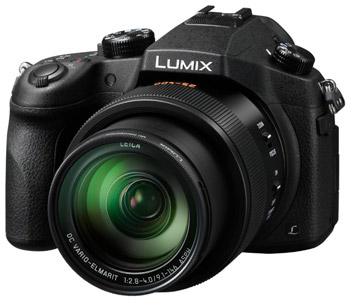Ультразум с большой матрицей Panasonic Lumix DMC-FZ1000