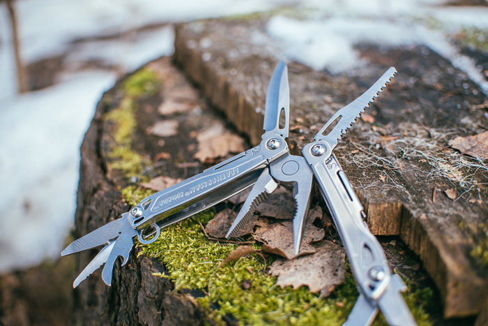 Leatherman Sidekick все инструменты