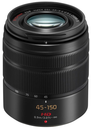 Panasonic G Vario 45-150mm f/4-5.6 OIS